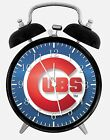 """Chicago Cubs Alarm Desk Clock 3.75"""" Room Office Decor X04 Will Be a Nice Gift"""