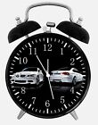 """BMW Alarm Desk Clock 3.75"""" Room Office Decor X05 Will Be a Nice Gift"""