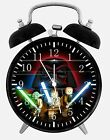 """Lego Star Wars Alarm Desk Clock 3.75"""" Home or Office Decor W412 Nice For Gift"""