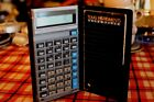 Texas Instruments TI-35 PLUS Scientific Calculator w/ Quick Reference Guide Used