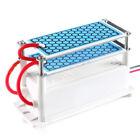 10g Portable Car Ozone Generator Ozonizer Ceramic Plate Air Sterilizer 220v Tool