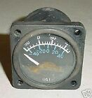 C668520-0101, Twin Cessna Aircraft Outside Air Temperature Indicator