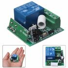 100M 433MHz 1Channel Wireless Relay RF Remote Control Switch Receiver DC12V 10A