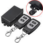 220V 1CH Channel Wireless Relay Remote Control Switch Transmitter + Receiver Set