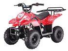 New ATV kids 4 wheeler fully auto 110cc *FREE S/H* LED headlights!