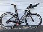 Specialized Shiv, 2015, Size Medium, 11 Speed Ultegra Di2, Zipp Wheels.