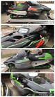 2002 Arctic Cat 600 and 2003 Arctic Cat 600 with trailer and covers