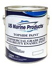 Topside Boat Paint Black Gallon