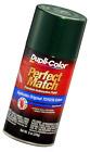 Dupli-Color BTY1603 Dark Green Mica Toyota Exact-Match Automotive Paint - 8 oz.