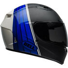 Bell Qualifier DLX MIPS Helmet Matte / Gloss Black / Blue / White - CHOOSE SIZE