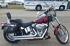2005 Harley-Davidson Softail  2005 Harley-Davidson FXST/I Softail Standard