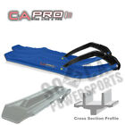 "C&A PRO BX Skis BLUE Arctic Cat M 1100 Turbo Hill Climb Racer 162"" (2012-2013)"