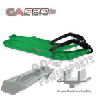 C&A PRO BX Skis GREEN Ski Doo Renegade Backcountry 600 H.O. E-TEC (2010-2015)