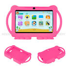 XGODY 8GB Android 4.4 7 INCH IPS Quad-core Kids Tablet PC Pink Case for Children