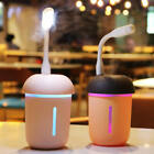 3 in 1 Universal Auto Car Fresh Air Purifier Home Ozone Cleaner LED Light hot