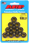 ARP 300-8396 Nuts - 12mm x 1.75 - Black Oxide Finish - 12 Point Head - 10 Pack
