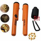 Garrett AT Professional Waterproof Pinpointer Metal Detector Gold Hunter Orange