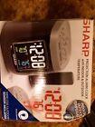 Sharp Digital Alarm Clock W temp sensor