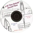 SPORT PILOT CAPABLE J-1B & 1/2 VW Plans, plus many extras