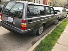 1991 Volvo 240 base 1991 volvo 240 wagon