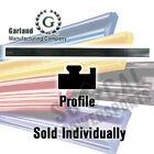1992-1997 Polaris Lite GT Garland Snowmobile Hyfax Slide Black