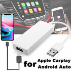 USB Smart Phone Link Apple CarPlay Mini Android Navigation White Stick  Auto GPS