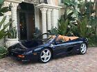 1999 Ferrari 355  Beautiful and Rare Pozzi Blue F355 F1 Ferrari Low miles