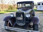 1930 Ford Model A NO RESERVE ! GREAT history and DOCUMENTATION! 1930 Ford Model A 2 door Rides Drives Patina Barn Find Survivor Must see VIDEO!!