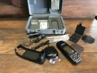 22142 Lowrance AVIONICS AIRMAP 100 GPS WAAS Receiver w CASE & ACCES Bundle