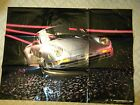 Porsche Brochure Poster 1986 Model Lineup 911 944 Turbo 928 Large 40x30