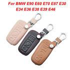 Auto Remote Key Case Cover Accessories For BMW E90 E60 E70 E87 E36 E38 E39 E46