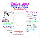 ULTRALITE SPECIAL 11 Plans  Plus, TRIKE Plans & More