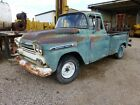 1959 Chevrolet Apache  1959 Chevy 1/2 ton Apache truck pick-up step-side long-bed original California