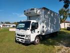 2015 Mitsubishi Other  2015 mitsubishi fuso cantor f160 reefer truck 16foot box truck refrigerated