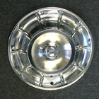 1956-1958 Corvette Wheel Cover Set - Without Spinners