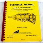 LYCOMING GEARED-SUPERCHARGED OVERHAUL MANUAL 11