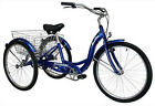 "SCHWINN 26"" Meridian Adult Three-Wheeled Bike, New"