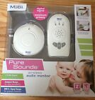 MOBI Pure Sounds Wireless Digital Audio Baby Infant Monitor 2.4 GHz 600 FT RANGE