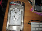 Monster FlatScreen PowerProtect 200 Surge Protector with 2 outlets
