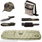 Garrett New Pro-Pointer, Edge Digger, Camo Metal Detector Carry Bag, Pouch + Cap