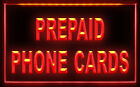 AB008 B Prepaid Phone Card Shop Mobile LED Light Sign