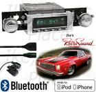 RetroSound 73-77 Chevelle Model TWO-C Radio/BlueTooth/iPod/USB/Mp3/3.5mm AUX-In