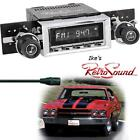 RetroSound 71-72 Chevy Chevelle RC900c-2 Radio/3.5mm AUX-In for ipod/Push Button