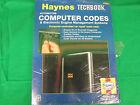 Haynes Publications  automotive computer codes Technical Manual 10205