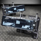 SMOKED HOUSING TINT LENS HEADLIGHTS LAMP FOR 88-98 GMC/CHEVY TRUCK C3500/K3500