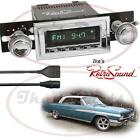 RetroSound 63-70 Buick Wildcat ZUMA-C Radio/RDS/USB/Mp3/3.5mm AUX-In for ipod