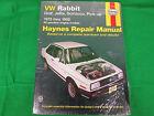 Haynes Publications 96016 Repair Manual 1975-1992 Golf, Jetta, Scirocco, Pick-up