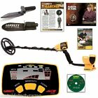 Garrett New Ace 150 Metal Detector with Waterproof Coil + Edge Digger w/ Sheath