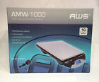 AMW-1000 Tabletop Bench Scale 1000g x 0.1g Troy Oz Kitchen Postage Packages AWS