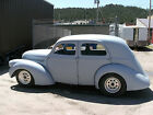 Willys GRAY 1937 WILLYS  HOT ROD